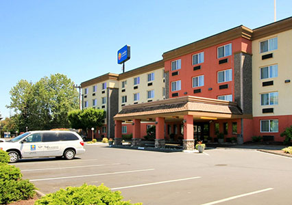 Comfort Inn & Suites Vancouver, WA / North Portland