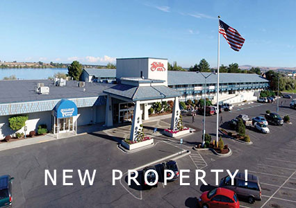 New property Shilo Inn Richland